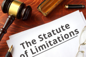 The Statute of Limitations